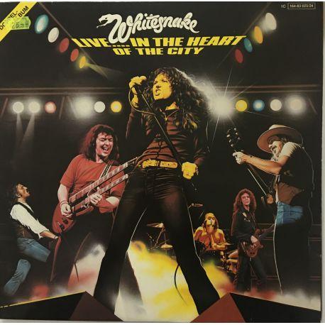 Whitesnake – Live... In The Heart Of The City