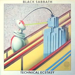 Black Sabbath ‎– Technical Ecstasy Plak