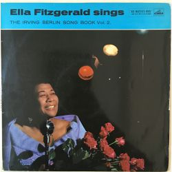 Ella Fitzgerald With Paul Weston And His Orchestra – Ella Fitzgerald Sings The Irving Berlin Song Book Vol. 2.