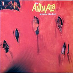 The Animals ‎– Greatest Hits Live - 180 Gr