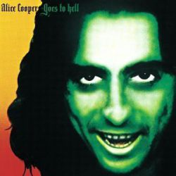 Alice Cooper - Goes To Hell Plak