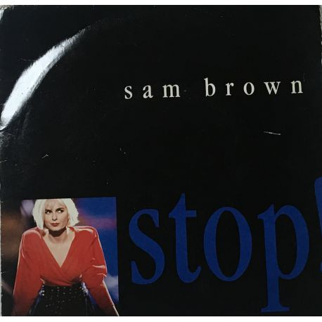 Sam Brown ‎– Stop
