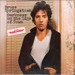 Bruce Springsteen ‎– Darkness On The Edge Of Town Plak