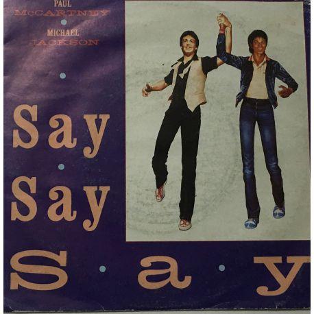 Paul McCartney & Michael Jackson – Say Say Say