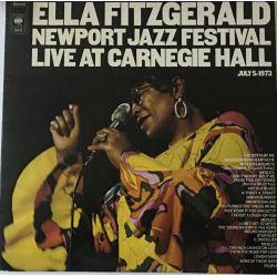 Ella Fitzgerald – Newport Jazz Festival Live At Carnegie Hall (July 5, 1973)