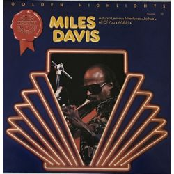 Miles Davis – Golden Highlights