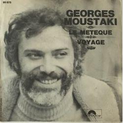 Georges Moustaki – Le Métèque / Voyage