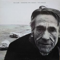 The Cure ‎– Standing On A Beach • The Singles Plak