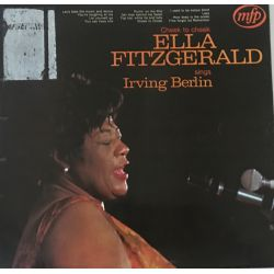 """Ella Fitzgerald Sings Irving Berlin – """"Cheek To Cheek"""" And Other Irving Berlin Favourites"""