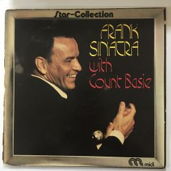 Frank Sinatra With Count Basie – Frank Sinatra With Count Basie -lp
