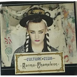 Culture Club – Karma Chameleon Plak