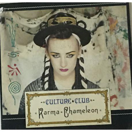 Culture Club – Karma Chameleon