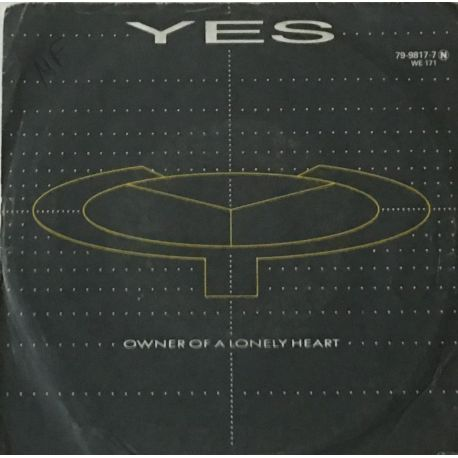 Yes ‎– Owner Of A Lonely Heart