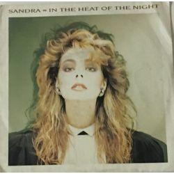 Sandra – In The Heat Of The Night Plak-lp