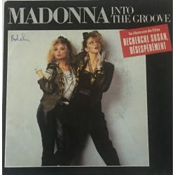Madonna – Into The Groove Plak-LP