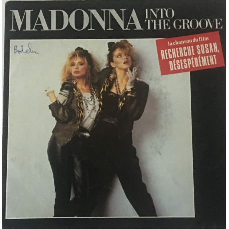 Madonna ‎– Into The Groove