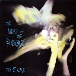 The Cure ‎– The Head On The Door Plak