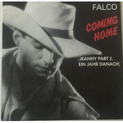 Falco – Coming Home (Jeanny Part 2, Ein Jahr Danach) Plak