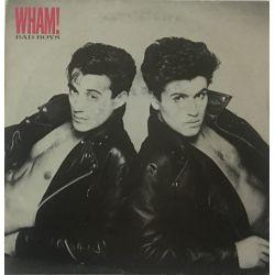 Wham! – Bad Boys Plak
