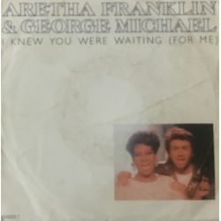 Aretha Franklin & George Michael ‎– I Knew You Were Waiting (For Me)