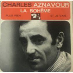 Charles Aznavour – La Bohême