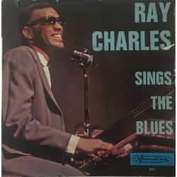 Ray Charles ‎– Sings The Blues
