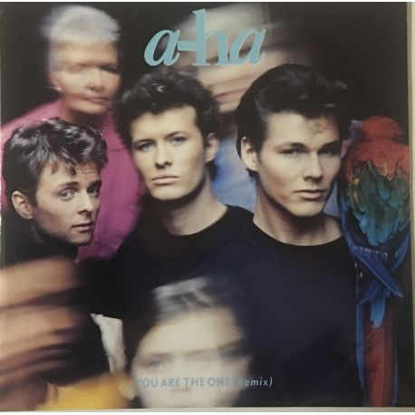 a-ha ‎– You Are The One (Remix)