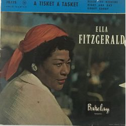 Ella Fitzgerald ‎– A Tisket A Tasket / Night And Day
