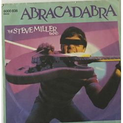 The Steve Miller Band* ‎– Abracadabra Plak
