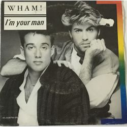 Wham! ‎– I'm Your Man Plak