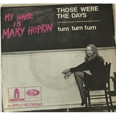 Mary Hopkin – Those Were The Days