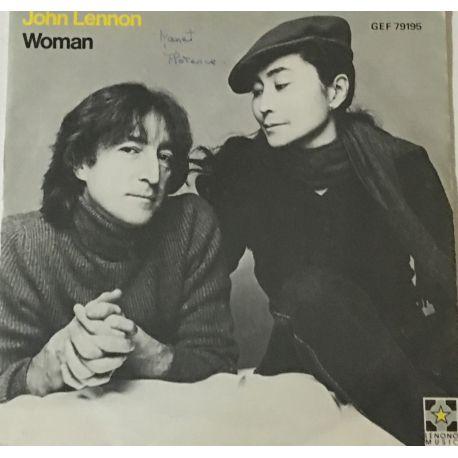 John Lennon / Yoko Ono – Woman / Beautiful Boys