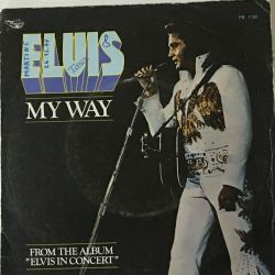 Elvis Presley ‎– My Way / America