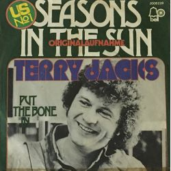 Terry Jacks ‎– Seasons In The Sun Plak-lp