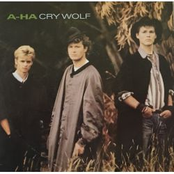 a-ha ‎– Cry Wolf Plak