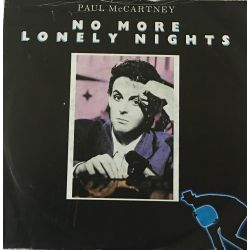 Paul McCartney ‎– No More Lonely Nights (Ballad) / No More Lonely Nights (Playout Version)