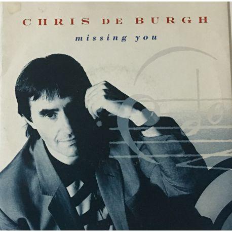 Chris de Burgh – Missing You