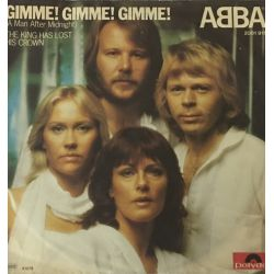 ABBA ‎– Gimme! Gimme! Gimme! (A Man After Midnight)