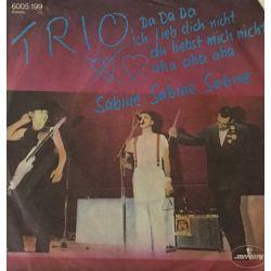 Trio – Da Da Da Ich Lieb Dich Nicht Du Liebst Mich Nicht Aha Aha Aha Plak