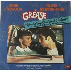 John Travolta & Olivia Newton-John ‎– You're The One That I Want