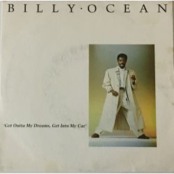 Billy Ocean ‎– Get Outta My Dreams, Get Into My Car Plak