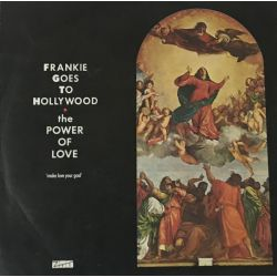 Frankie Goes To Hollywood ‎– The Power Of Love Plak