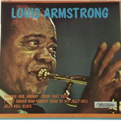 Louis Armstrong ‎– Frankie And Jhonny