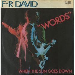 F-R David* – Words