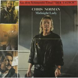 Chris Norman ‎– Midnight Lady Plak-LP