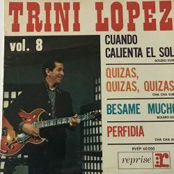 Trini Lopez – Vol. 8 Plak