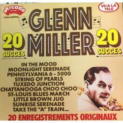 Glenn Miller – 20 Succes 20 Enregistrements Originaux Plak-lp