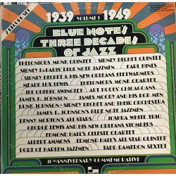 Various – Blue Note's Three Decades Of Jazz - Volume 1 - 1939 - 1949 Plak-lp