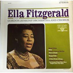Ella Fitzgerald With Gordon Jenkins' Orchestra And Chorus* – Ella Fitzgerald With Gordon Jenkins' Orchestra And Chorus