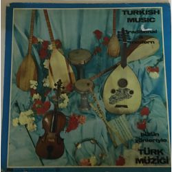 Various – Turkish Music Traditional & Modern Plak
